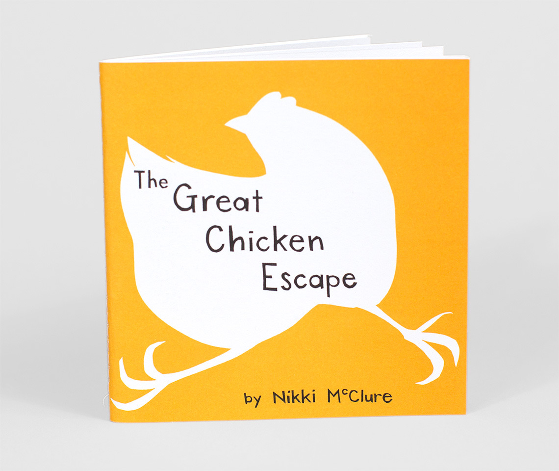 Nikki McClure - The Great Chicken Escape