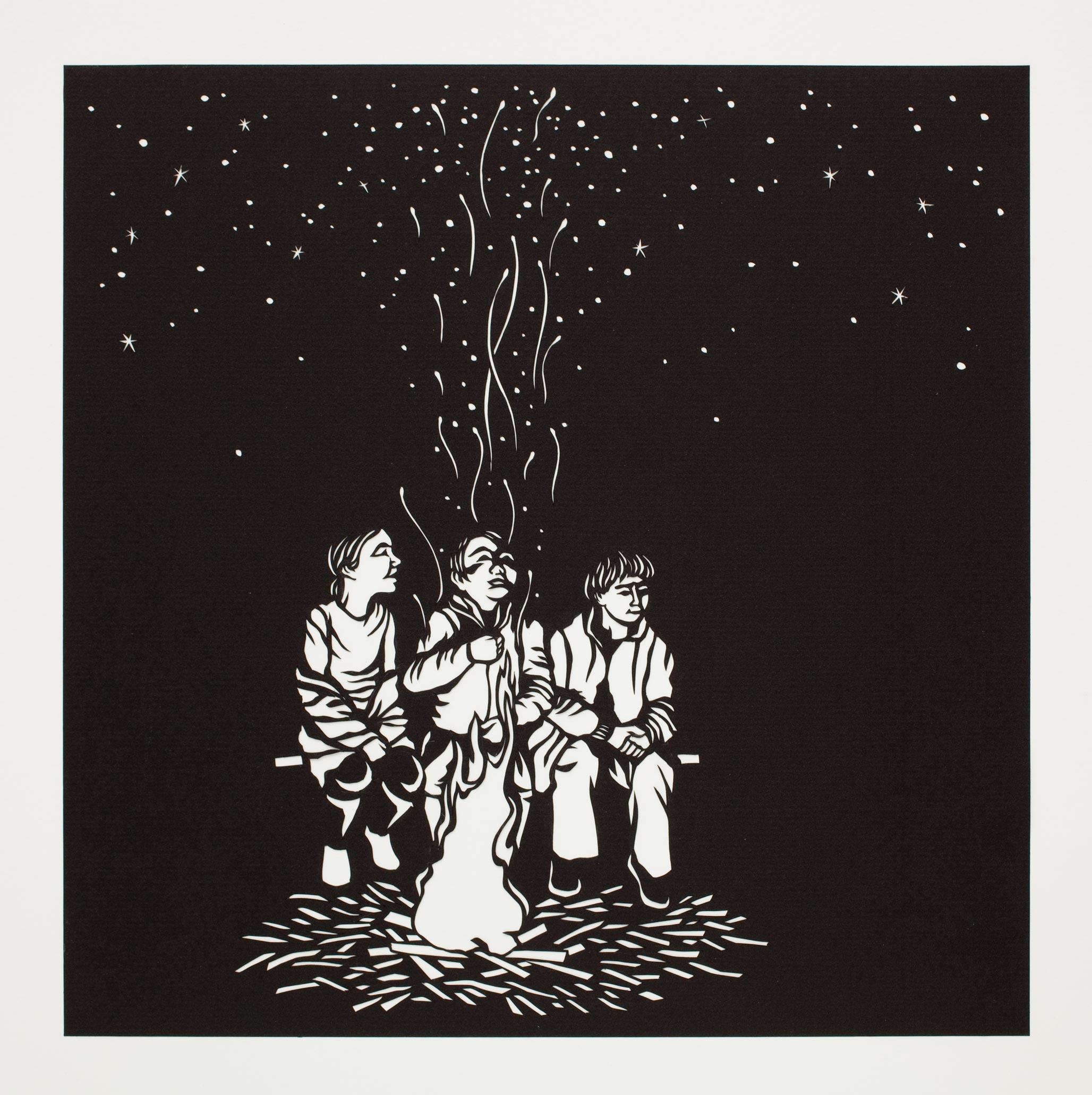 We Are Starlight, 2012 - Nikki McClure