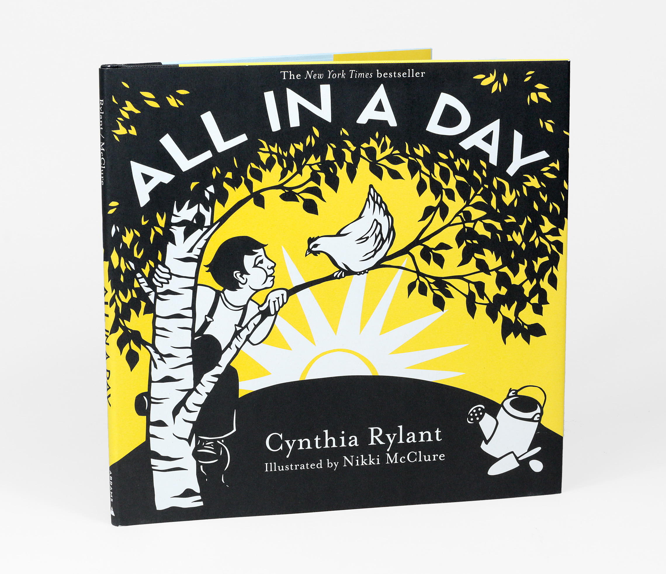 Nikki McClure - All In A Day, book