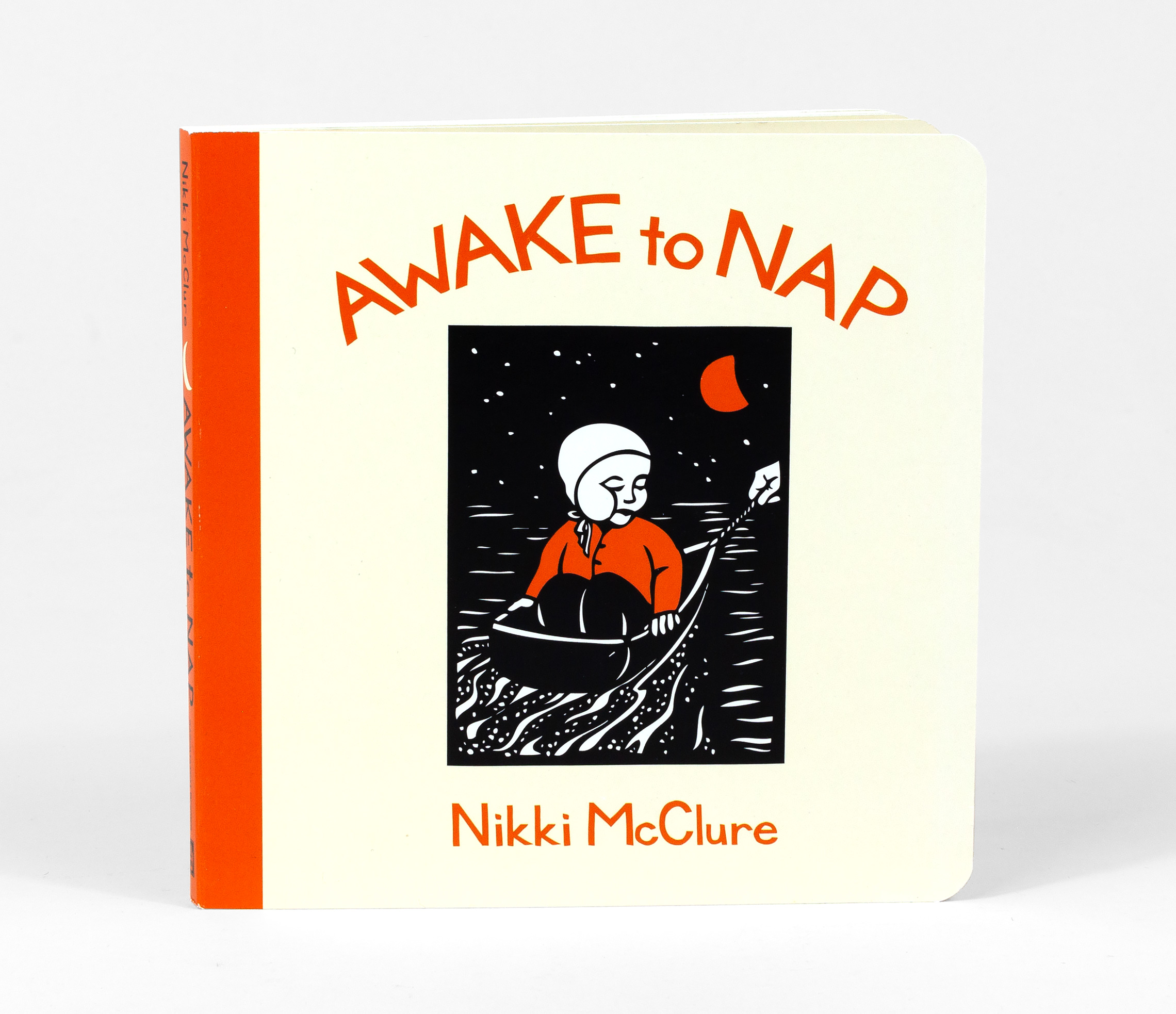 Nikki McClure - Awake to Nap, book