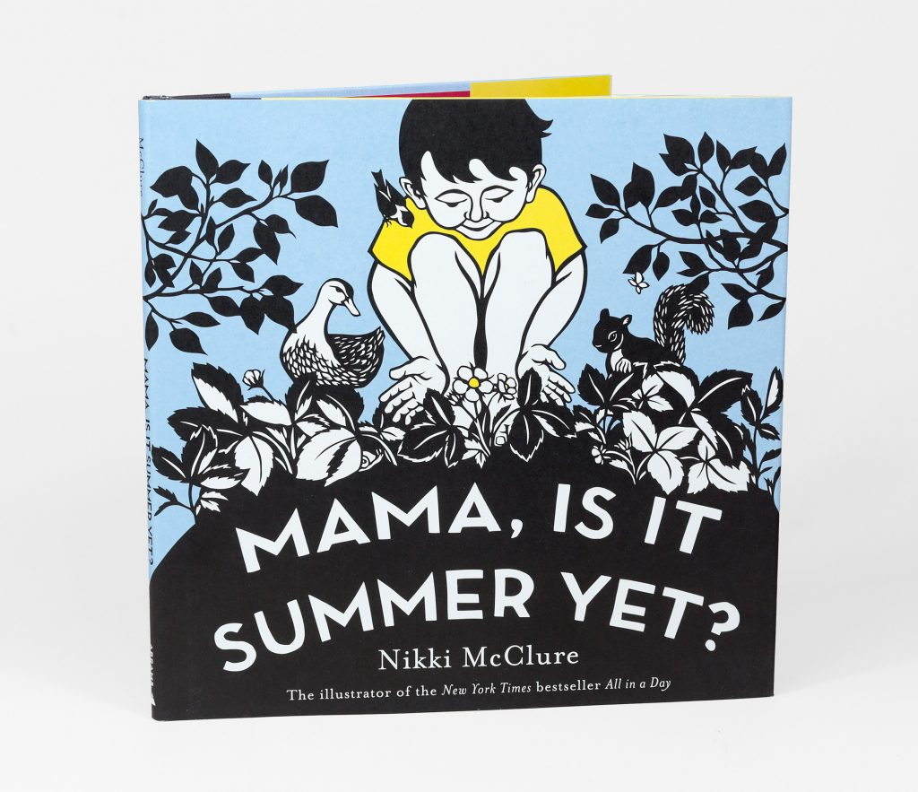 Nikki McClure - Mama Is It Summer Yet, book