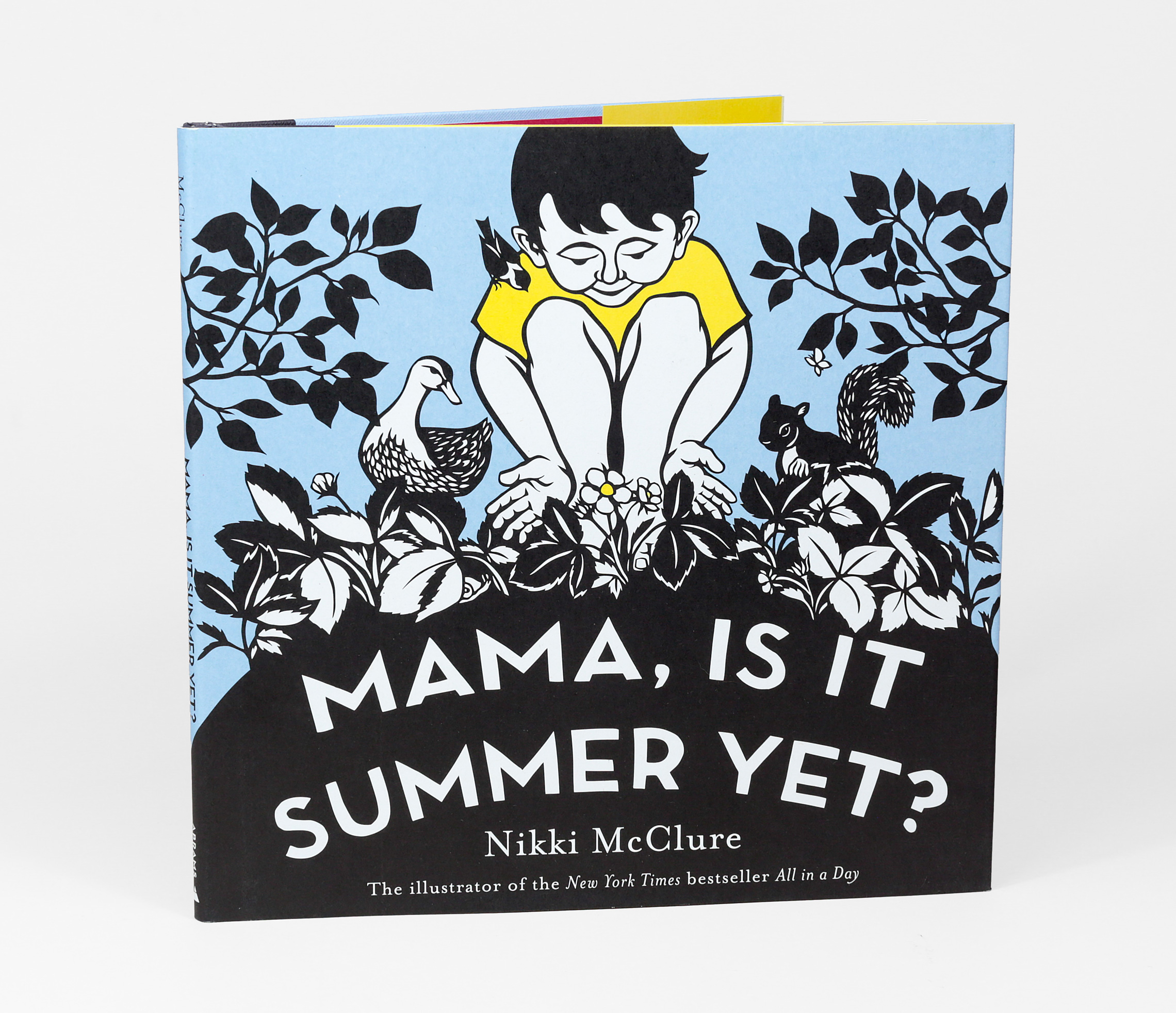 Nikki McClure - Mama Is It Summer Yet, book