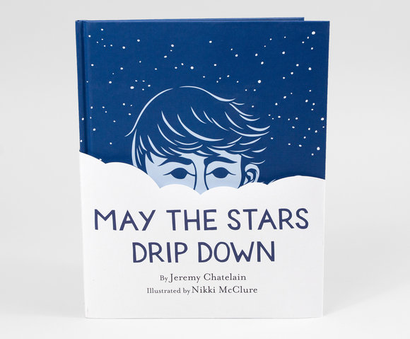 May The Stars Drip Down - book illustrated by Nikki McClure
