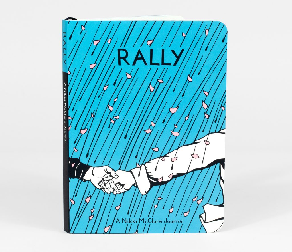 Nikki McClure - Rally, journal