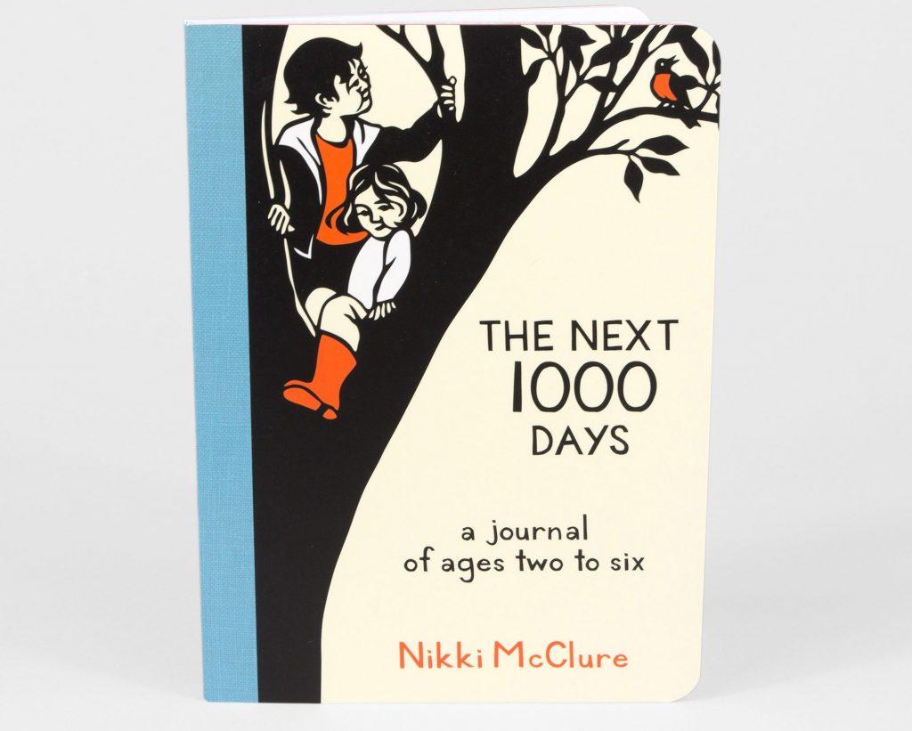 Nikki McClure - The Next 1000 Days, journal